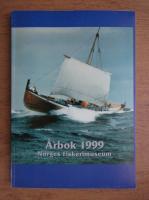 Anticariat: Arbok 1999, Norges Fiskerimuseum