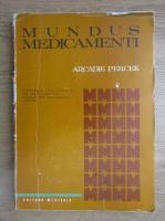 Anticariat: Arcadie Percek - Mundus medicamenti