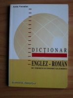 Areta Voroniuc - Dictionar englez-roman de termeni economici si juridici
