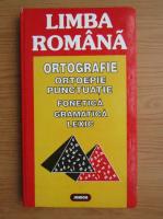 Anticariat: Aretia Dicu - Limba romana. Ortografie, ortoepie, punctuatie, fonetica, gramatica, lexic