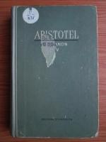 Aristotel - Organon, vol 4. Topica. Respingerile sofistice