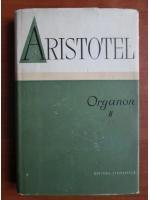 Aristotel - Organon (volumul 2)