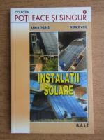 Anticariat: Armin Temessl - Instalatii solare