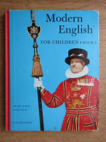 Anticariat: Arne Emil Aasland - Modern english for children. Book 1