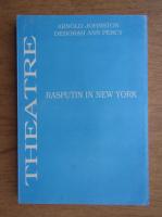 Anticariat: Arnold Johnston - Rasputin in New York (editie bilingva)
