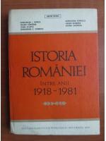 comperta: Aron Petric - Istoria Romaniei intre anii 1918-1981