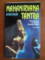 Arthur Avalon - Mahanirvana tantra