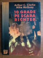 Arthur C. Clarke - 10 grade pe scara Richter
