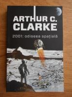 Anticariat: Arthur C. Clarke - 2001, Odiseea spatiala
