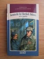 Arthur Conan Doyle - Aventurile lui Sherlock Holmes (volumul 1)