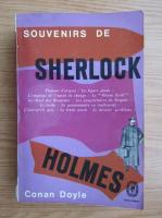 Anticariat: Arthur Conan Doyle - Souvenirs sur Sherlock Holmes