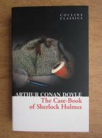 Arthur Conan Doyle - The case-book of Sherlock Holmes