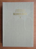 Anticariat: Arthur Kreindler, V. Voiculescu - Neurologia (volumul 2)