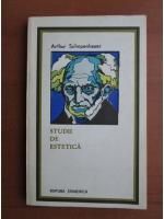 Arthur Schopenhauer - Studii de estetica