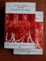 Anticariat: Artiom Vesiolii - Rusia scaldata in sange (2 volume)