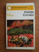Artur Lundkvist - Vointa Cerului