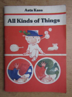 Asta Kass - All kinds of things