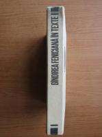 Anticariat: Athanase Negoita - Gandirea feniciana in texte (1979)