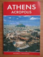 Anticariat: Athens acropolis (ghid)
