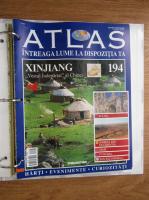Anticariat: Atlas Intreaga lumea la dispozitia ta. Xinkiang, nr. 194