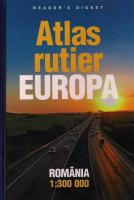 Atlas rutier Europa (Reader's Digest)