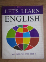 Audrey L. Wright, Ralph P. Barrett, Aristotle Katranides - Let's learn english. Advanced course, book 5 (1973)