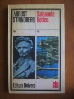 Anticariat: August Strindberg - Saloanele gotice