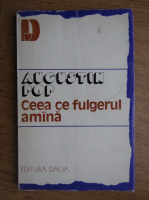 Augustin V. Pop - Ceea ce fulgerul amana
