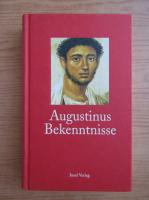 Anticariat: Augustinus Bekenntnisse