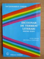 Anticariat: Aura Brais - Dictionar de termeni literari