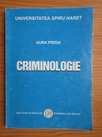 Aura Preda - Criminologie