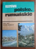 Anticariat: Aura Tapu, Victor Jeglinschi - Ghid de conversatie Polon-roman