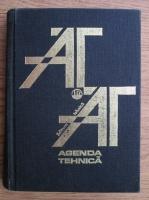 Anticariat: Aurel Badescu - Agenda tehnica