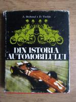 Anticariat: Aurel Brebenel - Din istoria automobilului