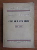 Aurel Pop - Curs de drept civil