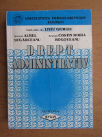 Aurel Segarceanu - Drept administrativ