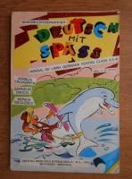 Anticariat: Aurelia Calugarita - Deutsch mit Spass. Manual de limba germana pentru clasa a V-a