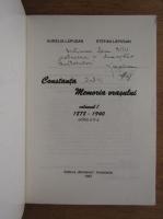 Aurelia Lapusan - Constanta. Memoria orasului (volumul 1, cu autograful autoarei)