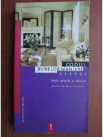 Anticariat: Aurelia Marinescu - Codul bunelor maniere astazi