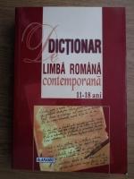 Aurelia Ulici - Dictionar de limba romana contemporana (11-18 ani)