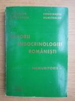 Anticariat: Aurelian Grigorescu - Ctitorii endocrinologiei romanesti