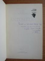 Aurelian Titu Dumitrescu - Antumele (cu autograful autorului)