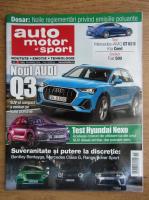 Anticariat: Auto, motor si sport, nr. 11, 2018
