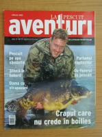 Aventuri la pescuit, anul III, nr. 33, aprilie 2005