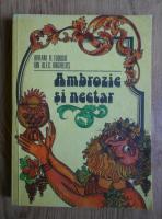 Anticariat: Avram D. Tudose - Ambrozie si nectar