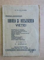 B. Blanchard - Iubirea si intelegerea (1938)