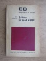 Anticariat: B. G. Kuznetov - Stiinta in anul 2000