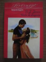 Anticariat: B. J. James - Vorbe de dragoste