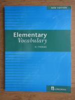 B. J. Thomas - Elementary vocabulary (1996)