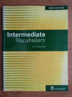 B. J. Thomas - Intermediate vocabulary (1995)